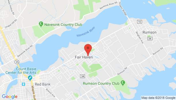 Life Guard Ecumenical Foundation - Fair Haven, NJ Map
