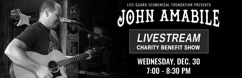 2020 Livestream Charity Benefit Show